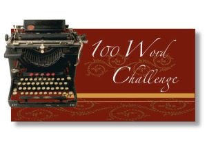 100 Word Challenge badge2