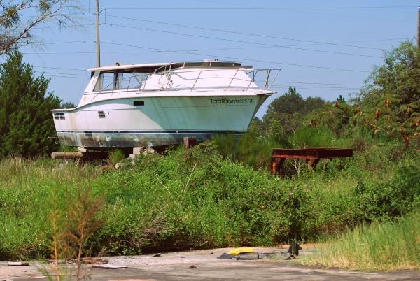 dry storage boat