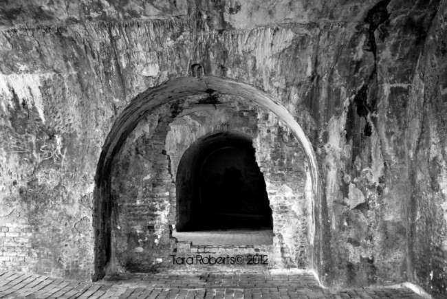 Fort Pickens Archway