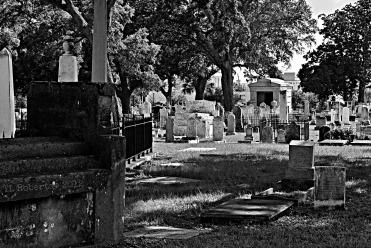 St. Michael's Cemetery Pensacola