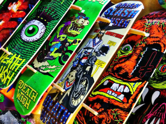 death wish skateboards