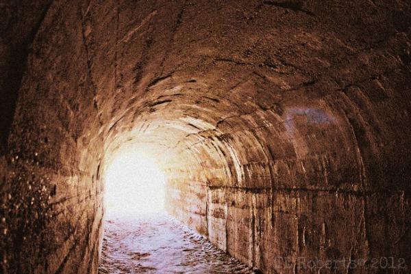 light tunnel