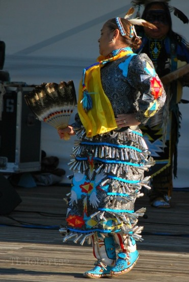 Jingle Dancer, Eastern Band Cherokee