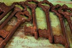 vintage skeleton keys