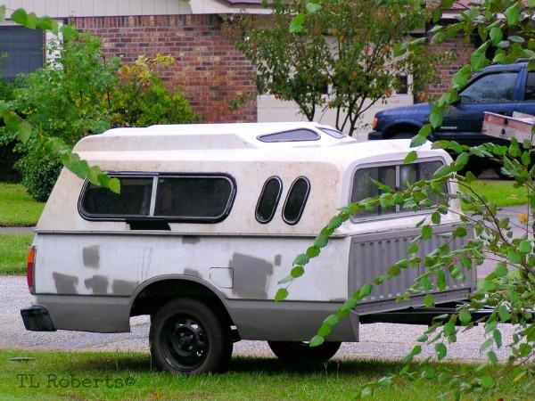 homemade trailer