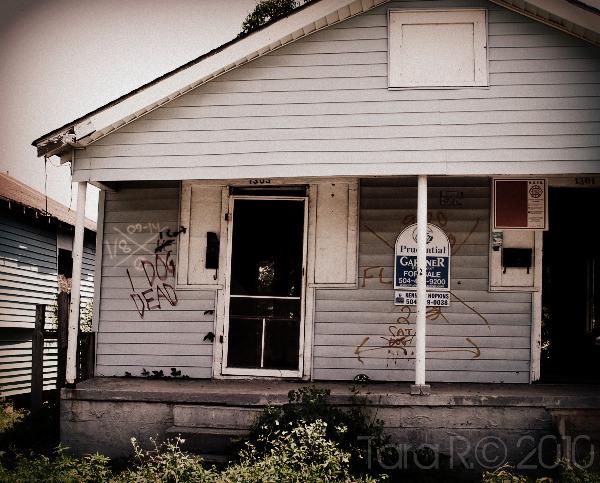 Ninth Ward, NOLA 2010