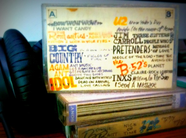 1980s mix tapes