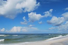 Camp Helen beach