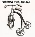 Trifecta - RETIRED