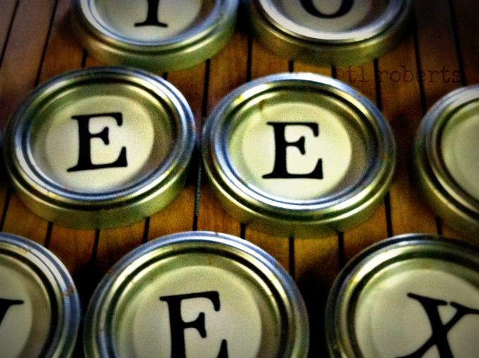 large letter tiles