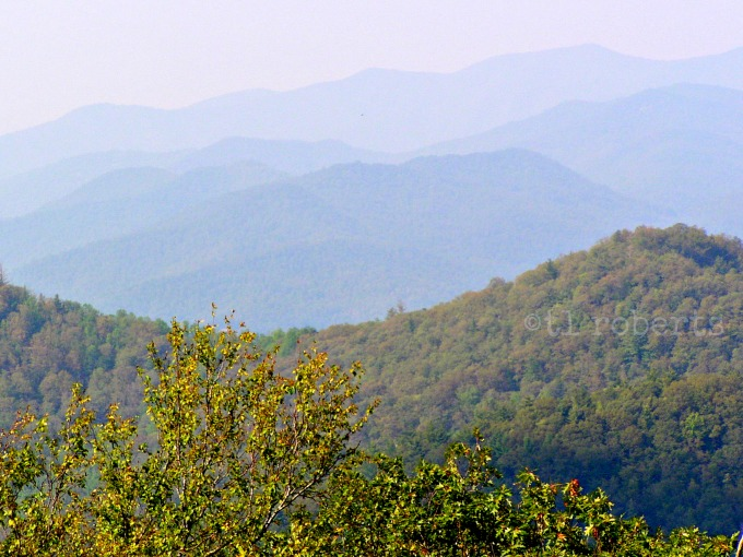 Smoky Mountain foothills