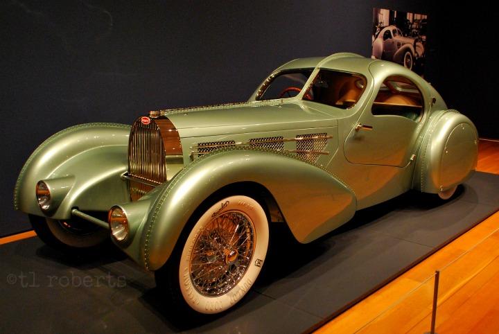 1935 Bugatti 57S