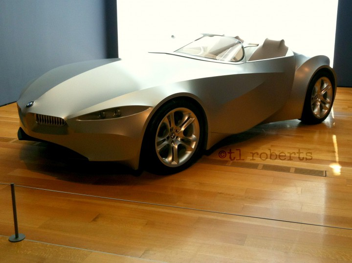 2001 BMWLight Visionary