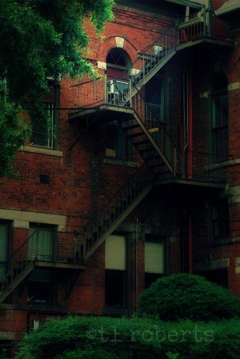 fire escape