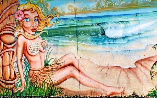graffiti island girl