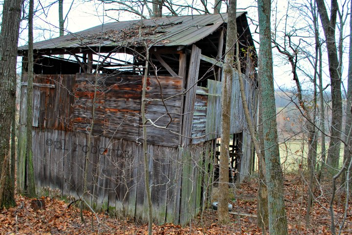 Old barn exterior