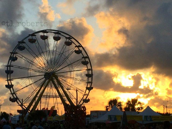 Hangout Ferris Wheel