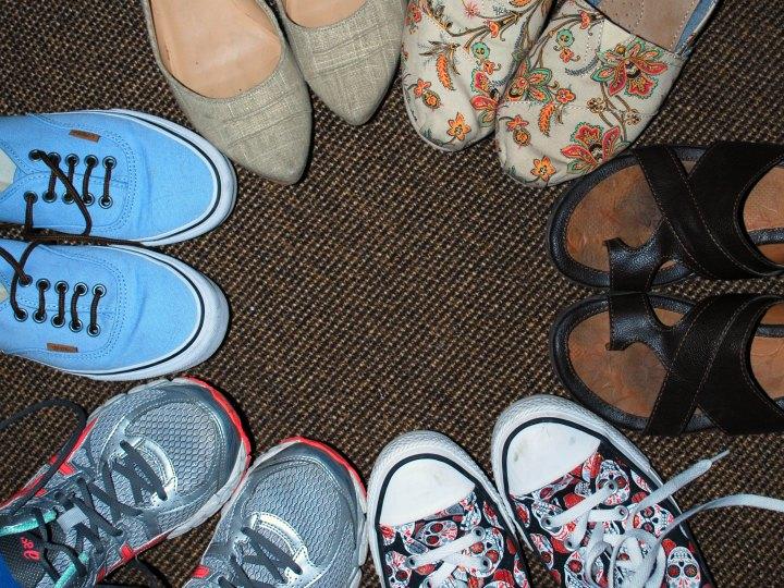 favorite footwear