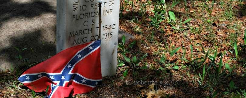 confederate soldier gravestone