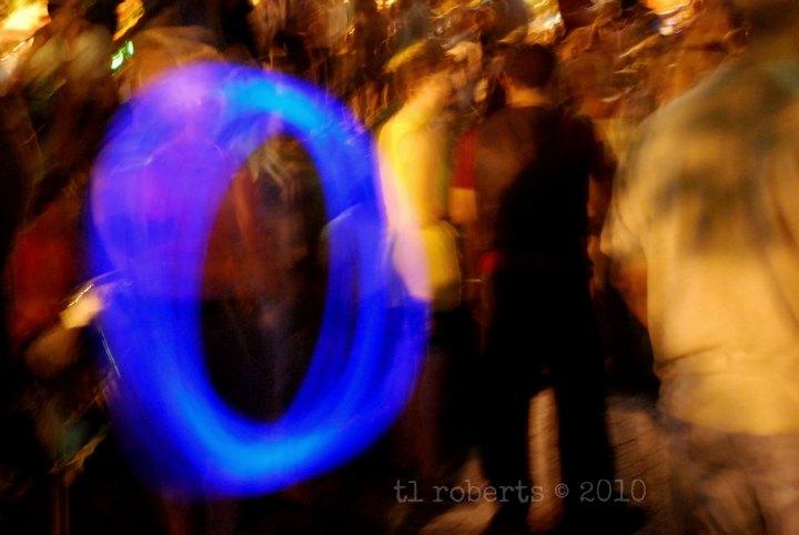 circle of light