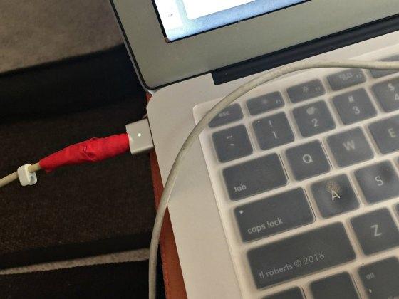 charge cord repair