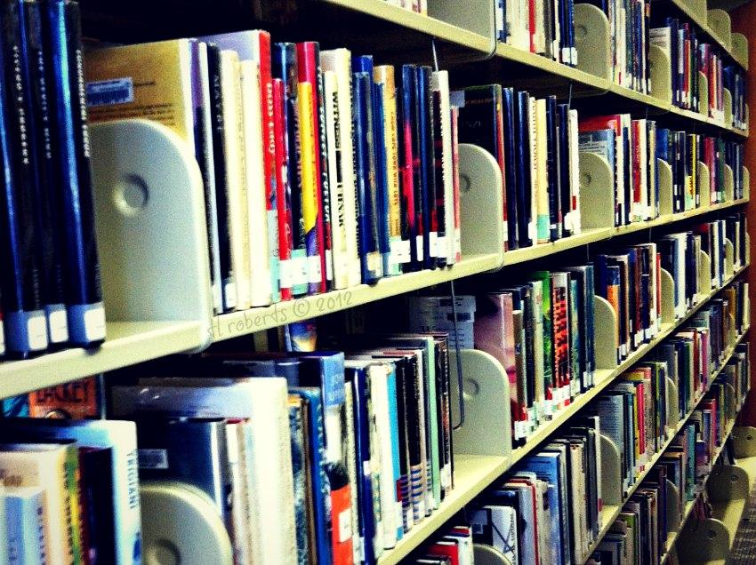 full book shelves