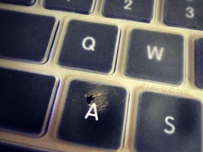 keyboard A