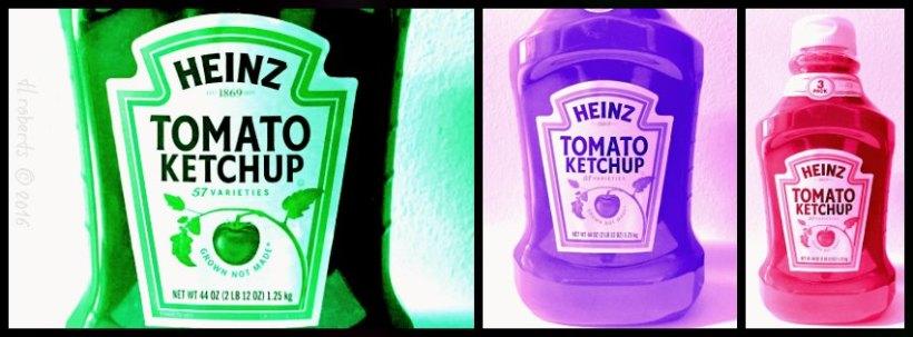 warhol ketchup