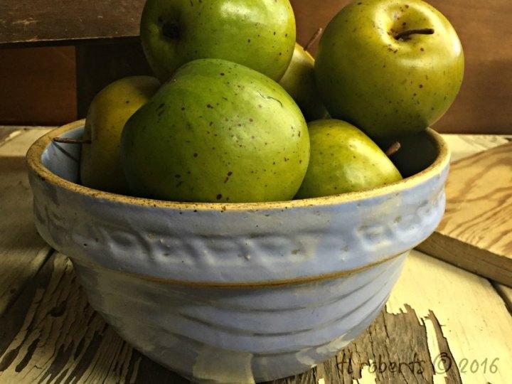 Apple of hereye