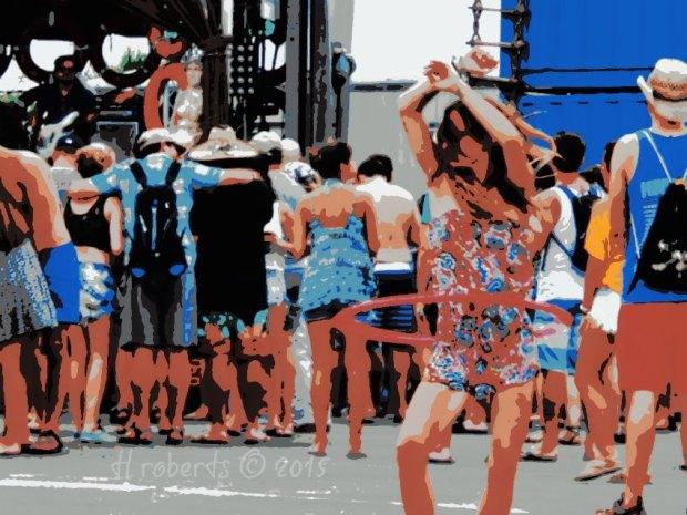 posterized dance