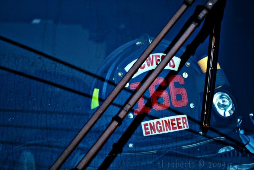 fire engine engineer helmet