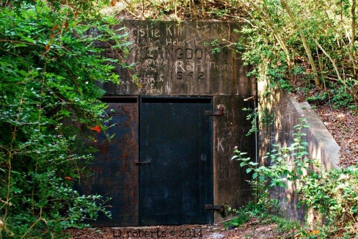 Behind doors ofsteel