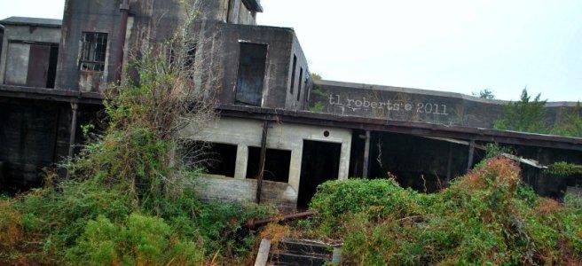 old fort jail