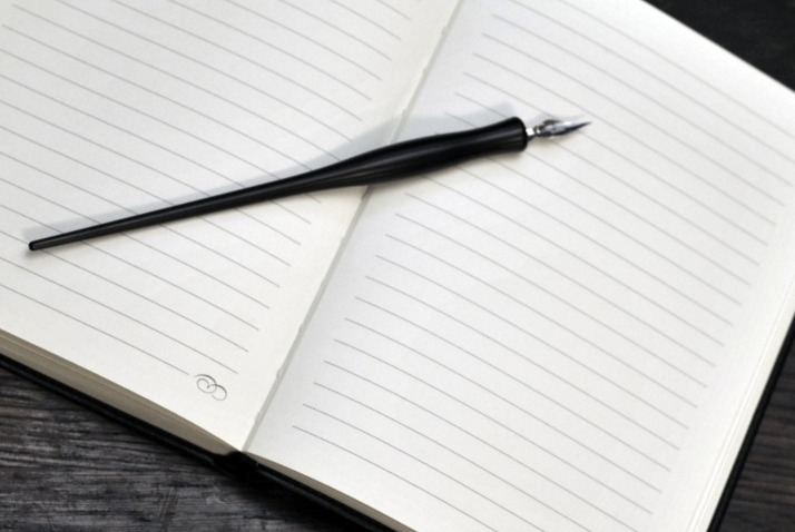 100 Word Challenge:Pen