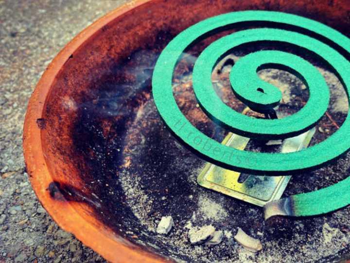Lethal incense